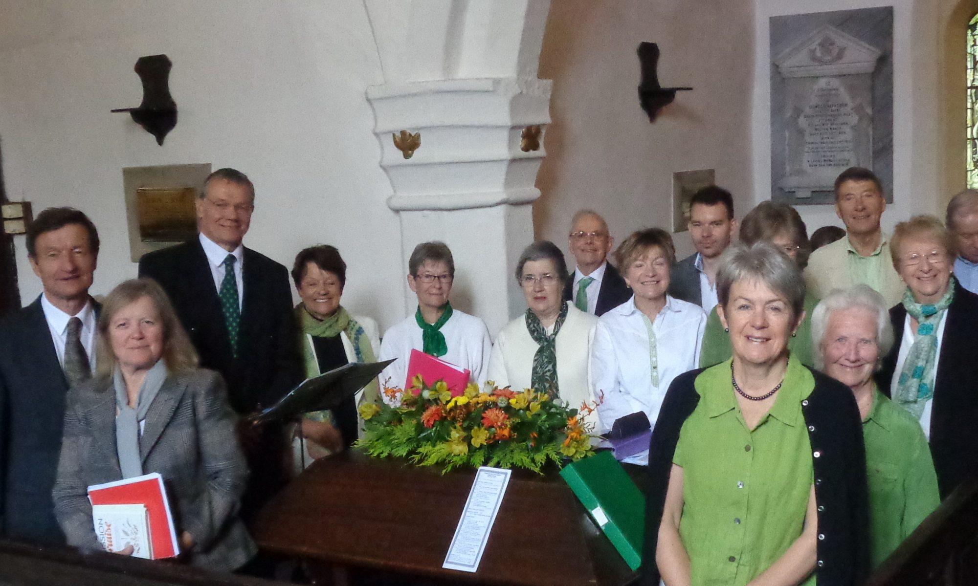 The Washburn Valley Choir